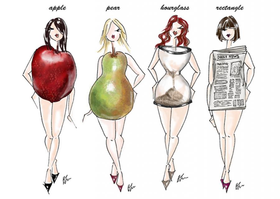 როგორია ქალის ყველაზე სექსუალური წონა და სიმაღლე
