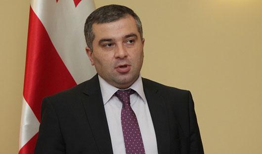"""დავით ბაქრაძე: ჩვენ დღეს ვიხილეთ ,,ქართული ოცნების"""" დასასრულის დასაწყისის ოფიციალური გაფორმება"""