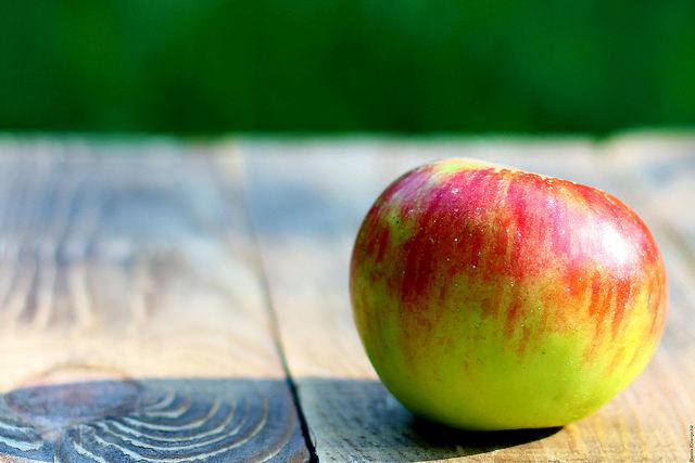 ვაშლი სიმსუქნის წინააღმდეგ უებარი საშუალებაა