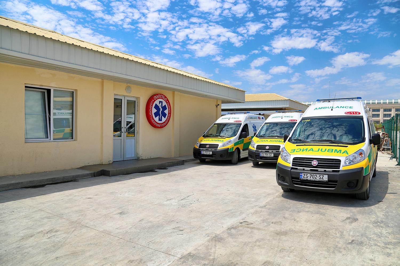 თბილისში სასწრაფო სამედიცინო დახმარების ცენტრის ახალი ფილიალი გაიხსნა