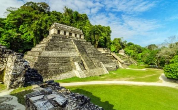 უნიკალური აღმოჩენა მაიას ერთ-ერთი პირამიდის ქვეშ