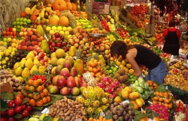 მხოლოდ ხილითა და ბოსტნეულით წონაში ვერ დავიკლებთ