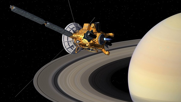 კასინის დიდებული დასასრული - სატურნის რკალის საიდუმლო ამოხსნილია (video)