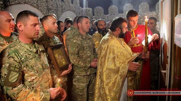 აღდგომის  ბრწყინვალე  დღესასწაული  ავღანეთში