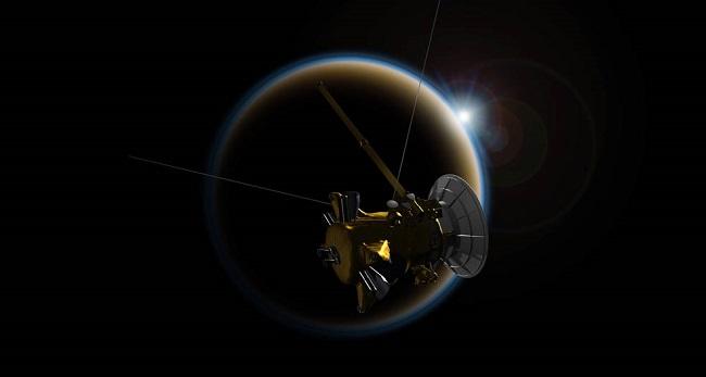კასინი უკანასკნელად უახლოვდება სატურნის მთვარე ტიტანს (ვიდეო)