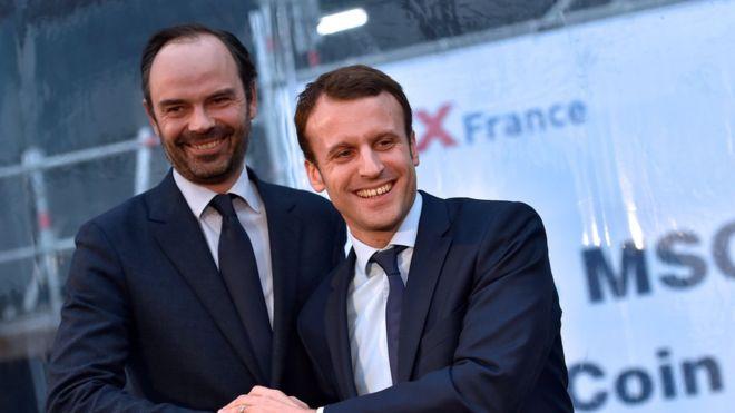 საფრანგეთის პრემიერ-მინისტრი ...