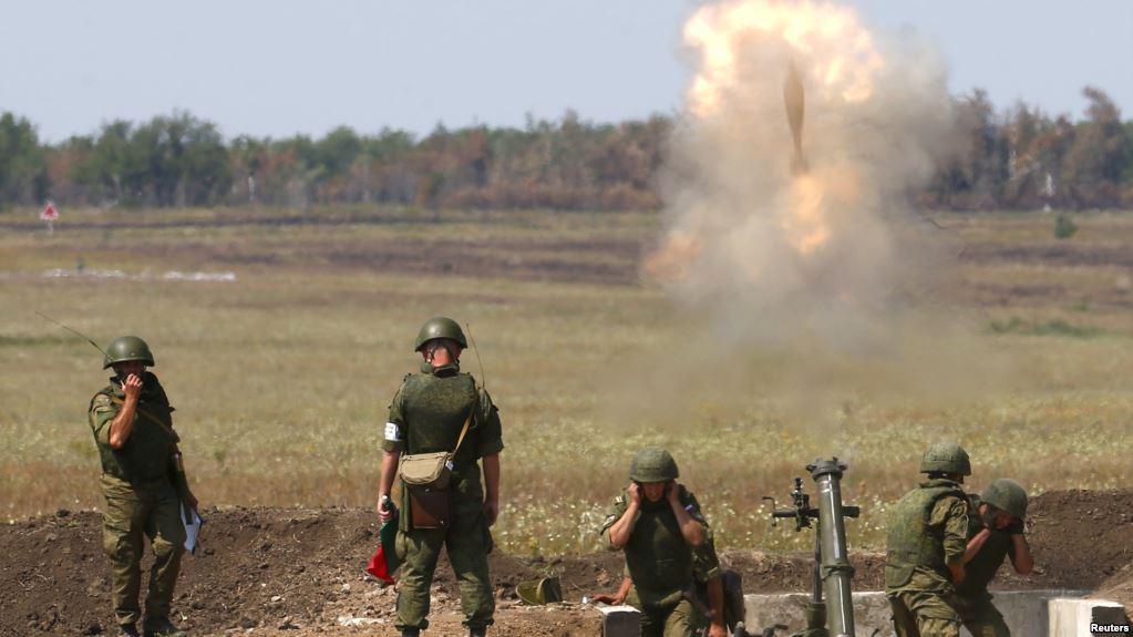 ოკუპირებულ სამხერთ ოსეთში რუსეთის სამხედრო ბაზის ქვედანაყოფები ფართომასშტაბიან  წვრთნებს გადიან