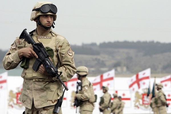 ქართველი სამხედროები უკრაინის დამოუკიდებლობის დღისადმი მიძღვნილ აღლუმში მიიღებენ მონაწილეობას