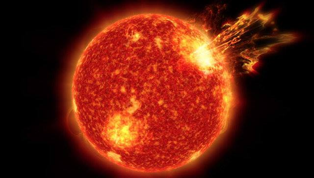 მეცნიერებმა მზეზე დიდი აფეთქება იწინასწარმეტყველეს