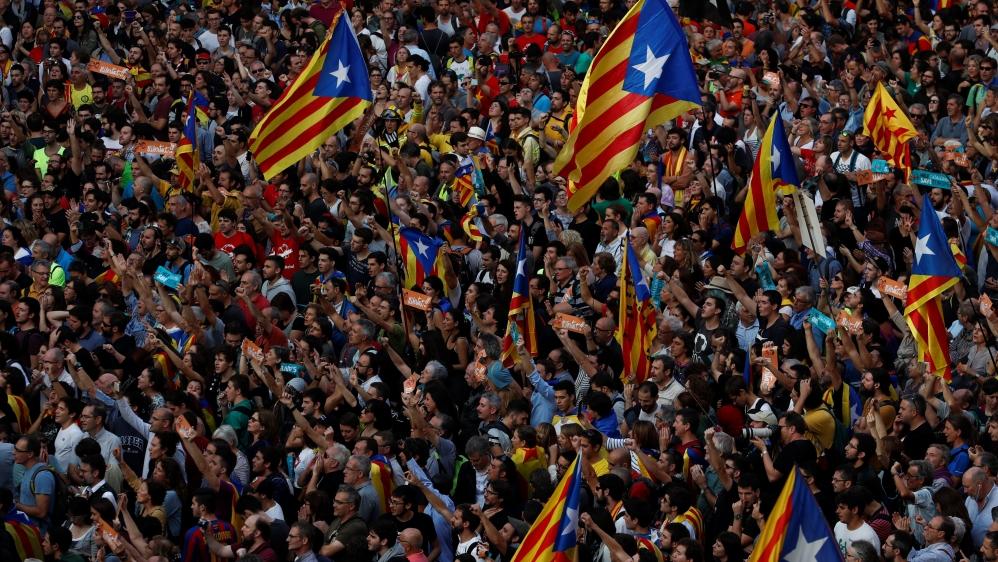 ესპანეთის ხელისუფლებამ კატალონიის მთავრობა გადააყენა