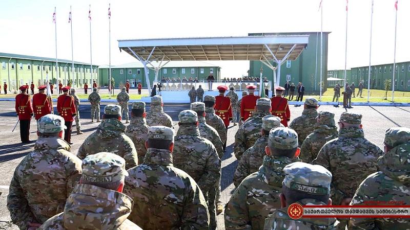სახმელეთო ჯარების დასავლეთ სარდლობის II და III ქვეით ბრიგადებს ახალი მეთაურები ჰყავს