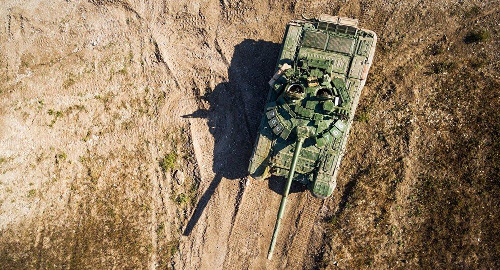 რუსეთი  ოკუპირებული ცხინვალის რეგიონში სამხედრო წვრთნას ატარებს