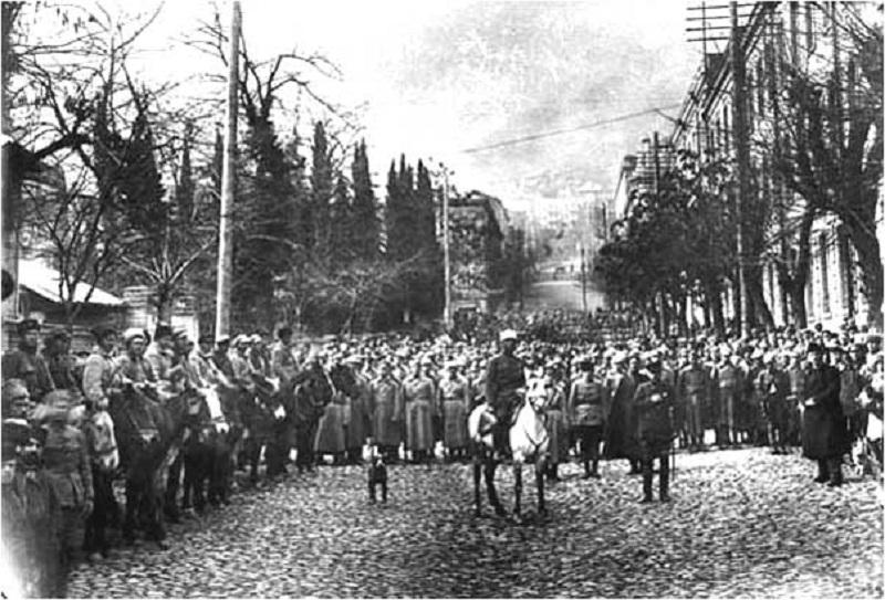 რუსეთ-საქართველოს  1921 წლის ომი და მისი გმირები
