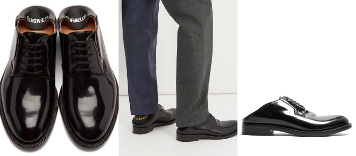 დემნა გვასალიას Vetements-ის ახალი ჩასაკეცი ფეხსაცმელი 3 000 ლარამდე ღირს