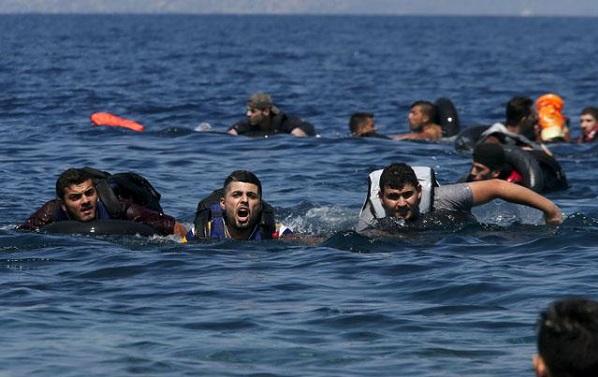 საბერძნეთის სანაპიროზე 14 ცხედარი იპოვეს