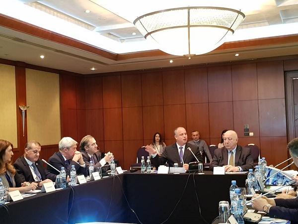 ხილიკ ბარი: თბილისში საერთაშორისო ფორუმებისთვის ყველანაირი პირობა არსებობს