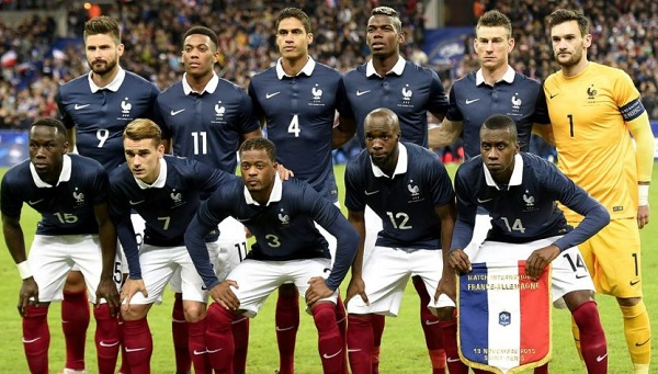 2018 წლის მსოფლიო ჩემპიონატზე გამარჯვების შემთხვევაში, საფრანგეთის ეროვნული ნაკრების მოთამაშეები 400 ათას ევროს მიიღებენ