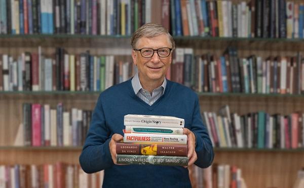ბილ გეითსმა საზაფხულო კითხვისთვის წიგნების სია შეადგინა