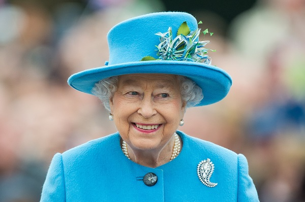 ქართველ ხალხს გისურვებთ იღბალსა და ბედნიერებას - დედოფალი ელისაბედ მეორე