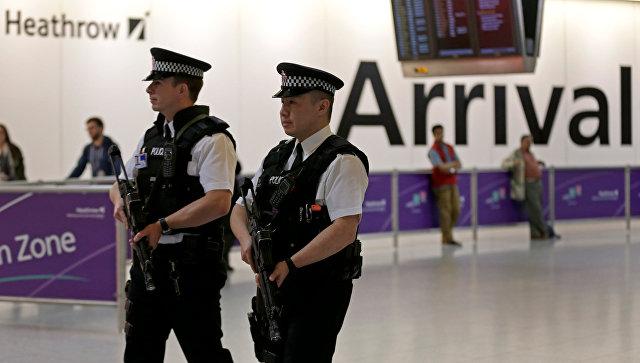 ჰითროუს აეროპორტში ტერორიზმში ბრალდებული ფინეთის მოქალაქე დააკავეს