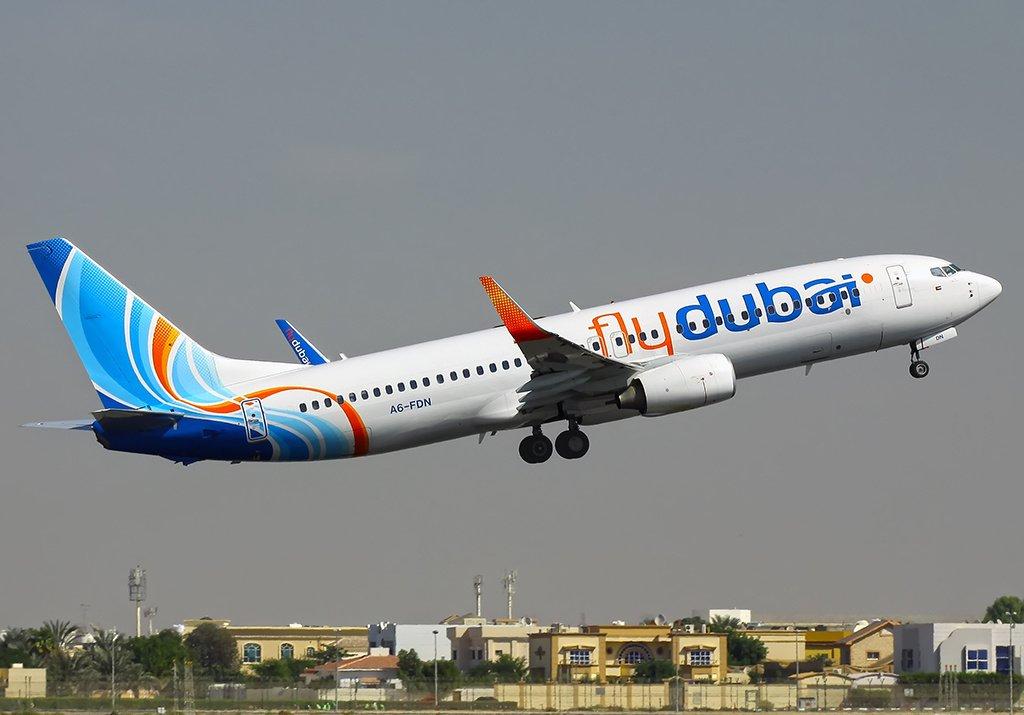 Fly Dubai-მ დუბაიდან ქუთაისის მიმართულებით რეისების განხორციელება გადაიფიქრა
