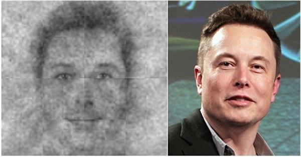 მეცნიერებმა ღმერთის წარმოსახვითი სახე შექმნეს, რომელიც ძალიან გავს ილონ მასკს