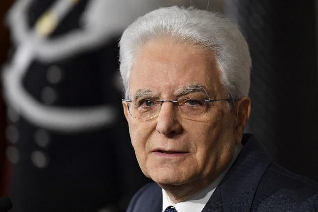 საქართველოს დღეს იტალიის პრეზიდენტი ეწვევა