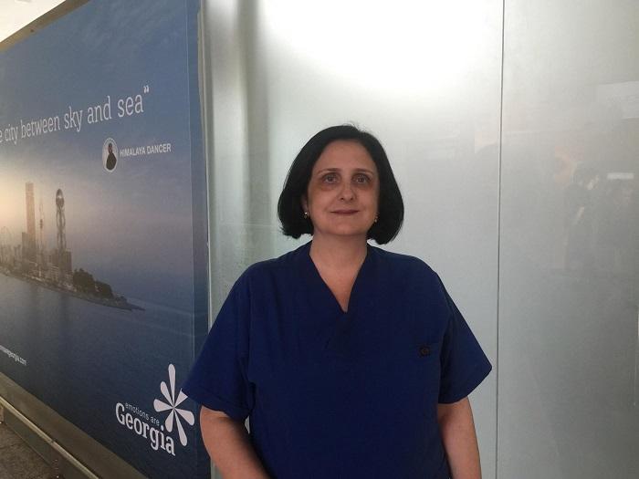 ვინ არის ევექსის პოლიკლინიკის ექიმი, რომელმაც პაციენტი აეროპორტში ამშობიარა