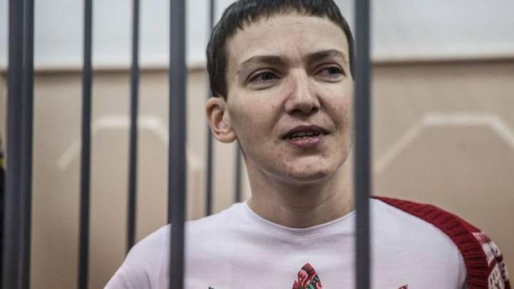 სავჩენკო კიევის სააპელაციო სასამართლომ პატიმრობაში დატოვა