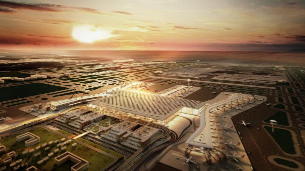 სტამბოლის ახალი აეროპორტიდან პირველი რეისი 31 ოქტომბერს 14:00 საათზე განხორციელდება