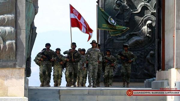 საქართველოს შეიარაღებულ ძალებს 177 სამხედრო მოსამსახურე შეემატა