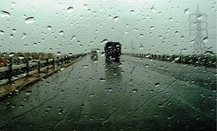 15 სექტემბრიდან 18 სექტემბრამდე საქართველოში მოსალოდნელია დროგამოშვებით წვიმა