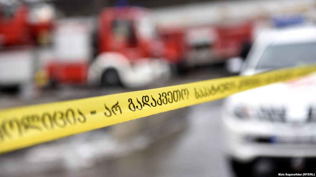 ფეიქრების ქუჩაზე მატარებელი 20 წლის ქალს დაეჯახა - ის ადგილზე გარდაიცვალა