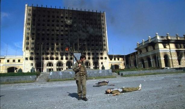 1993 წლის 27 სექტემბერი - აფხაზეთის მინისტრთა საბჭოს აღების შემზარავი დეტალები