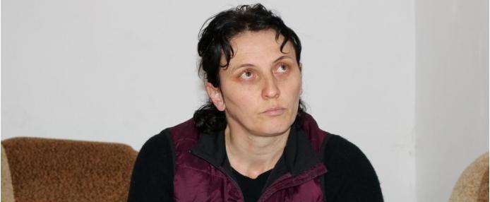 მაია ოთინაშვილი პატიმრობიდან გათავისუფლდა