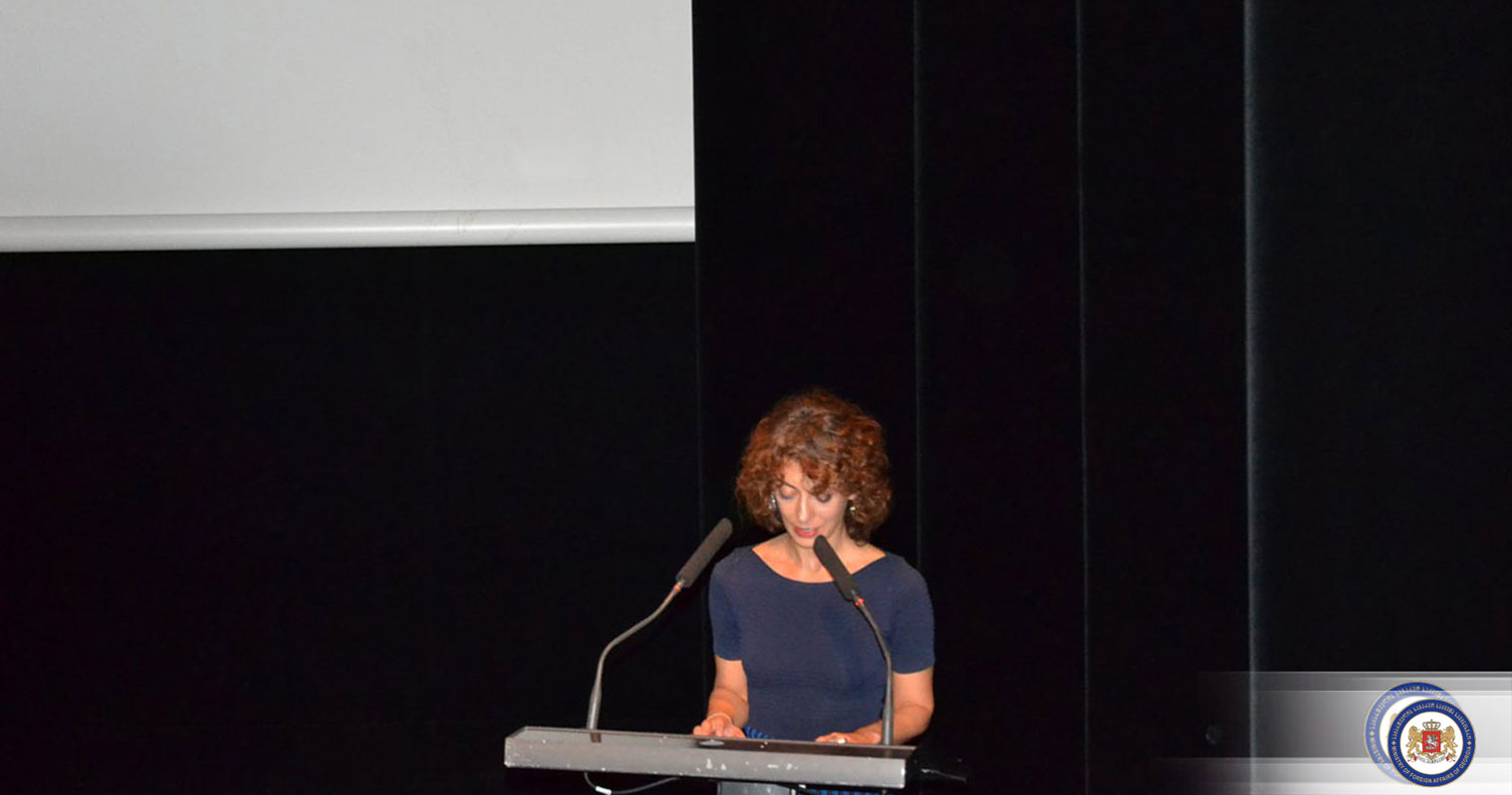 """ლუქსემბურგის კინოფესტივალზე ქართული ფილმის """"ნამე"""" ჩვენება გაიმართა"""