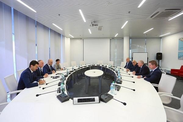 """ბრიტანული """"Fear Group""""-ი საქართველოში ინვესტირებას გეგმავს"""