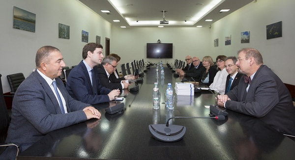 საქართველო გერმანიასთან სურსათის უვნებლობის კუთხით თანამშრომლობას აღრმავებს