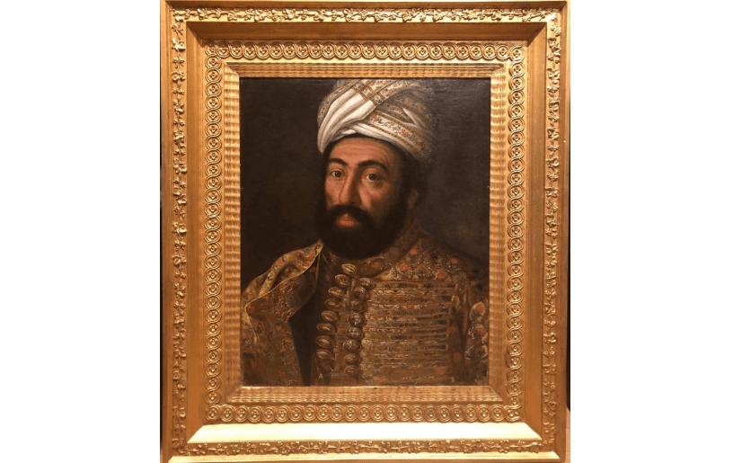 სამეფო საგანძურის დაბრუნება - თეიმურაზ მეფის პორტრეტი საქართველოში  ბრუნდება