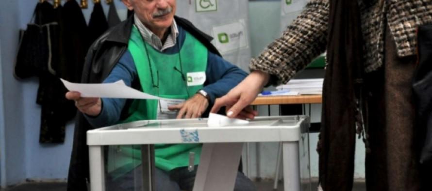 ქუთაისში, # 59 ოლქის მე-4 საარჩევნო უბანზე ინციდენტი მოხდა