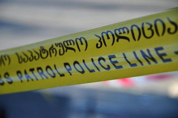 თელავში ავტოსაგზაო შემთხვევის შედეგად ავტომანქანის მძღოლი დაშავდა