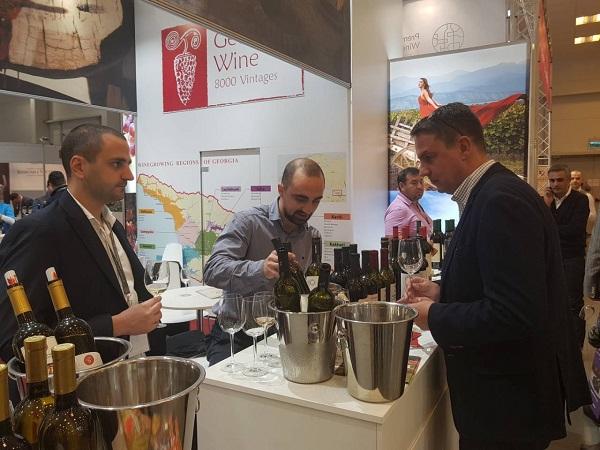 პოლონეთში ქართული ღვინო წარადგინეს