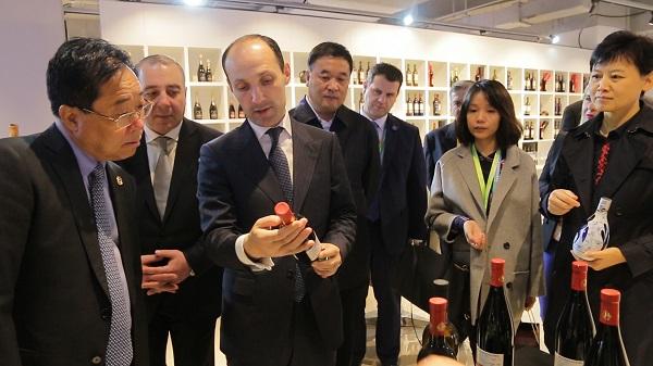 ჩინეთი იმპორტის ზრდას გეგმავს, რაც  საქართველოს საექსპორტო შესაძლებლობებს გზას უხსნის