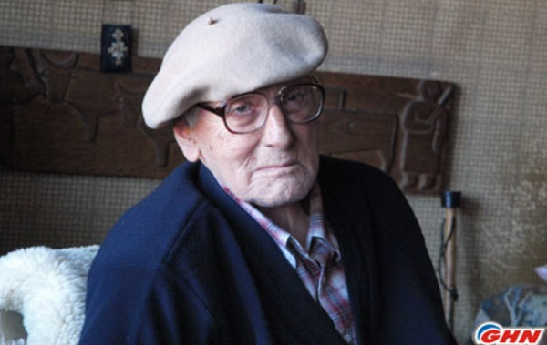 ჭაბუა ამირეჯიბს 97 წელი შეუსრულდებოდა