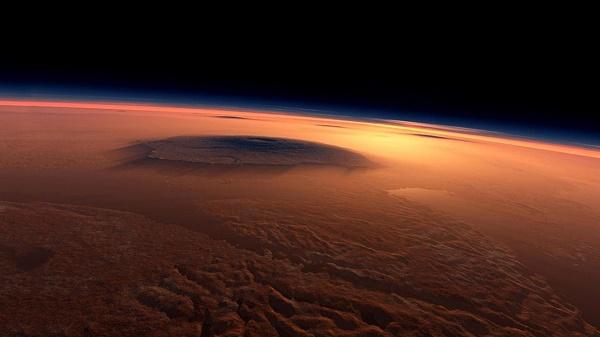 """წითელი პლანეტა და ფოტოები """"კურიოსიტის"""" მისიიდან"""