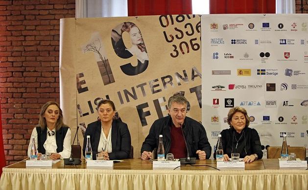 თბილისის მე-19 საერთაშორისო კინოფესტივალი 3 დეკემბერს გაიხსნება