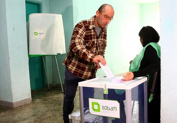 პენიტენციურ დაწესებულებებში საპრეზიდენტო არჩევნების მეორე ტური მიმდინარეობს
