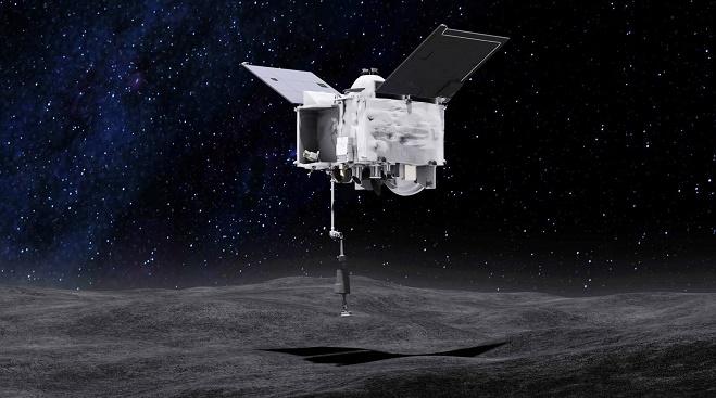 ისტორიაში პირველად, ნასას ხომალდმა ასტეროიდ Bennu-ს მიაღწია