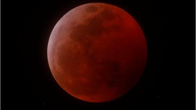 როგორ დაინახეს მთვარის დაბნელება მსოფლიოს სხვადასხვა წერტილიდან - (ფოტო)