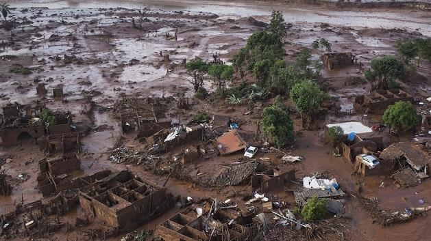 ბრაზილიაში კაშხლის გარღვევის გამო დაღუპულთა რაოდენობა 165-მდე გაიზარდა